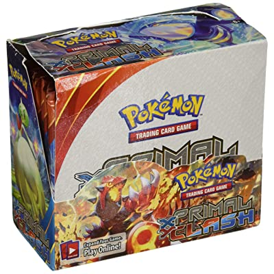 Pokemon Primal Clash Booster Box 36 Sealed Packs: Toys & Games