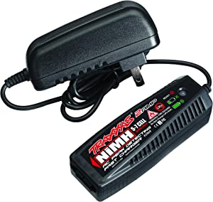 Traxxas 2-Amp AC Peak-Detecting 5-7 Cell NiMH Battery Fast Charger Vehicle