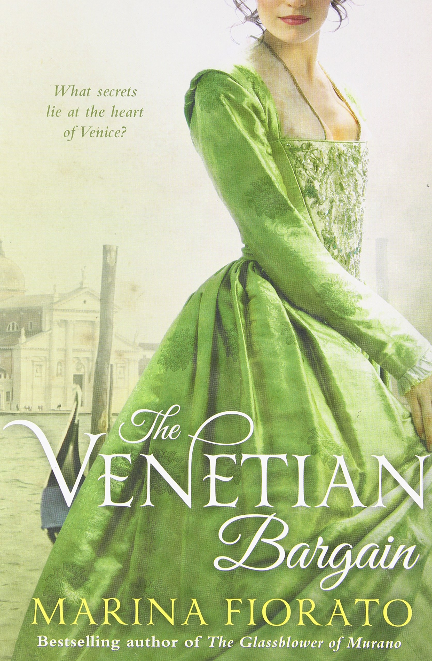 Download The Venetian Bargain pdf