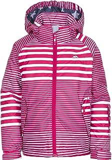 f46ca805e Trespass Girls' Jaya Ski Jacket: Amazon.co.uk: Sports & Outdoors