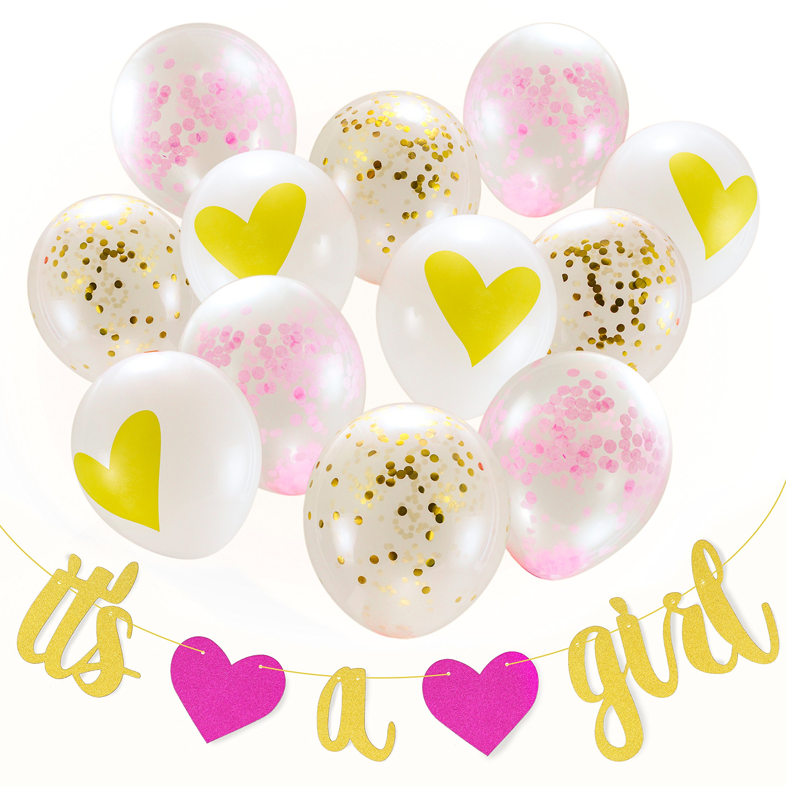 """Baby Shower Decorations for Girl 