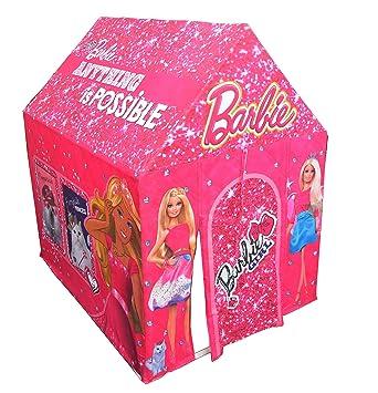 Mattel Barbie Play Tent House Multi Color  sc 1 st  Amazon.in & Buy Mattel Barbie Play Tent House Multi Color Online at Low ...