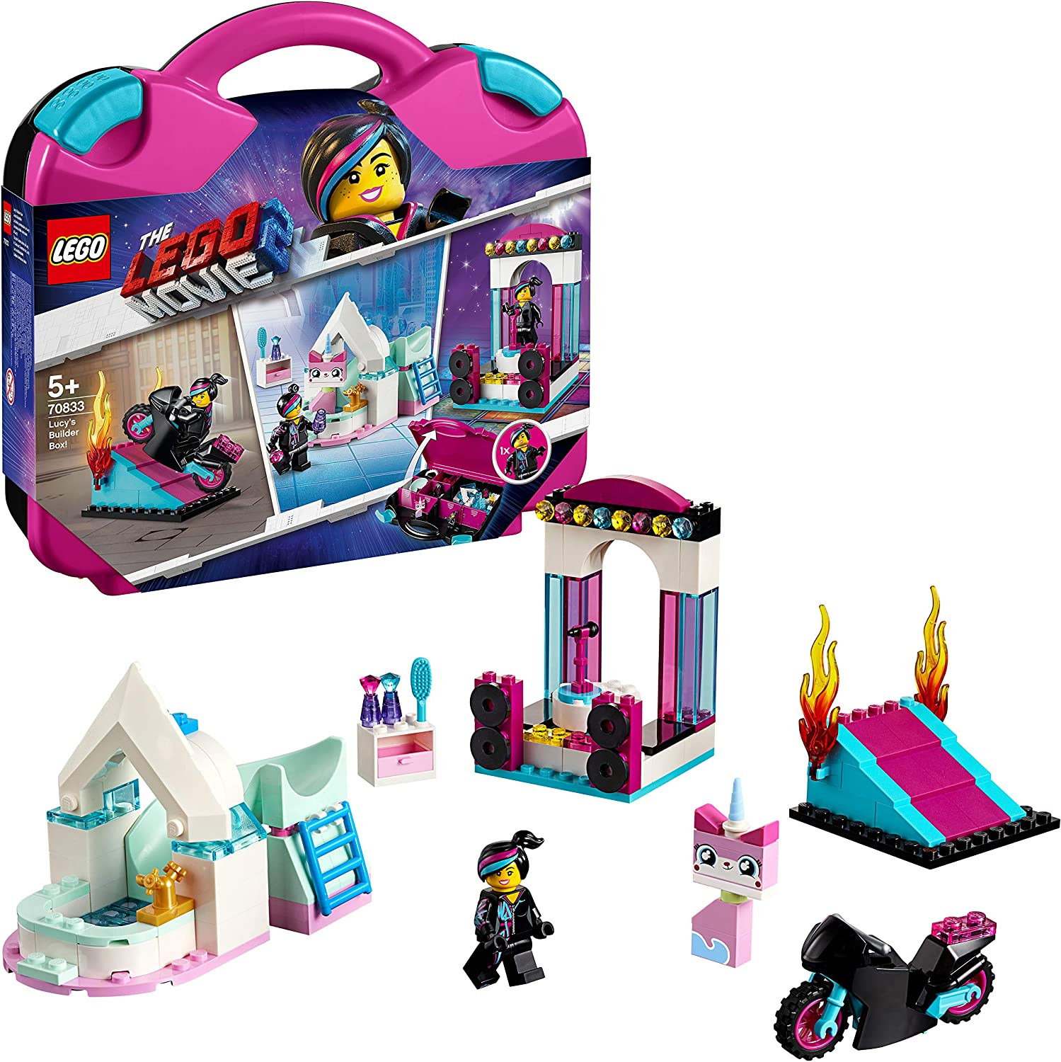 LEGO Movie 2 Lucy's Builder Box
