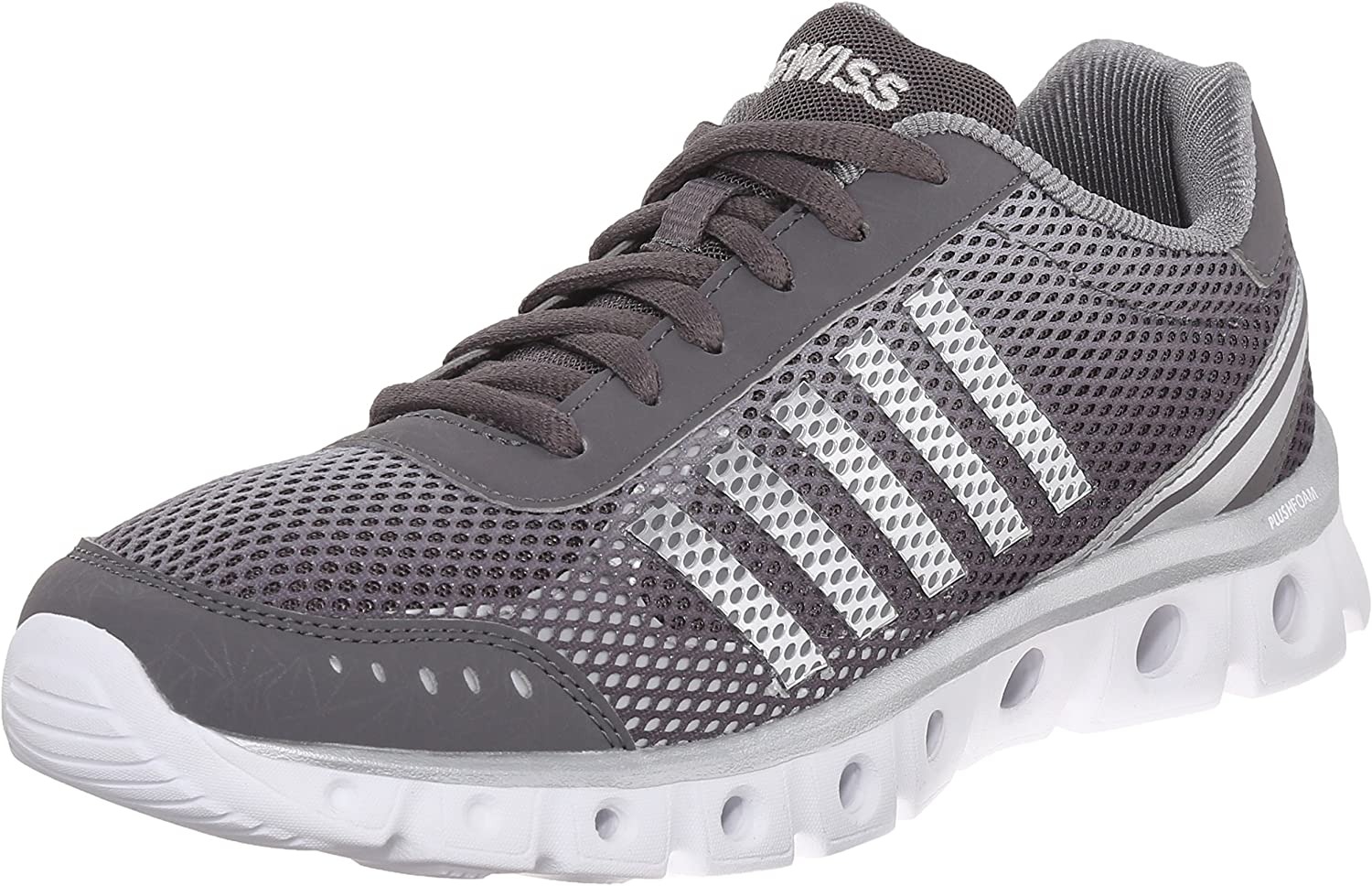 X Lite Athletic Athletic CMF Athletic, Charcoal / High Rise / White, 9 M US: Amazon.es: Zapatos y complementos