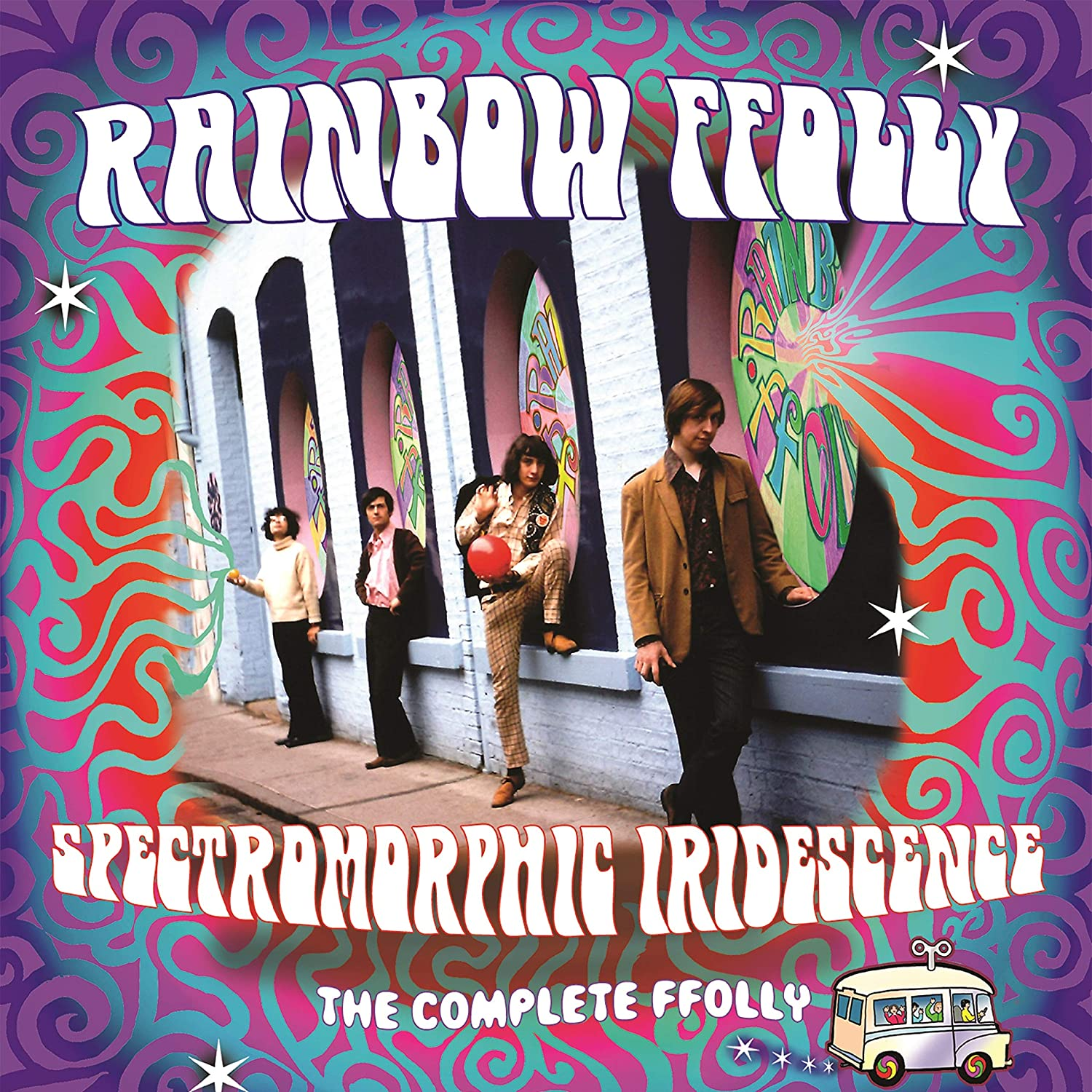 Spectromorphic Iridescence: Complete Ffolly