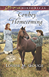 Cowboy Homecoming (Four Stones Ranch)