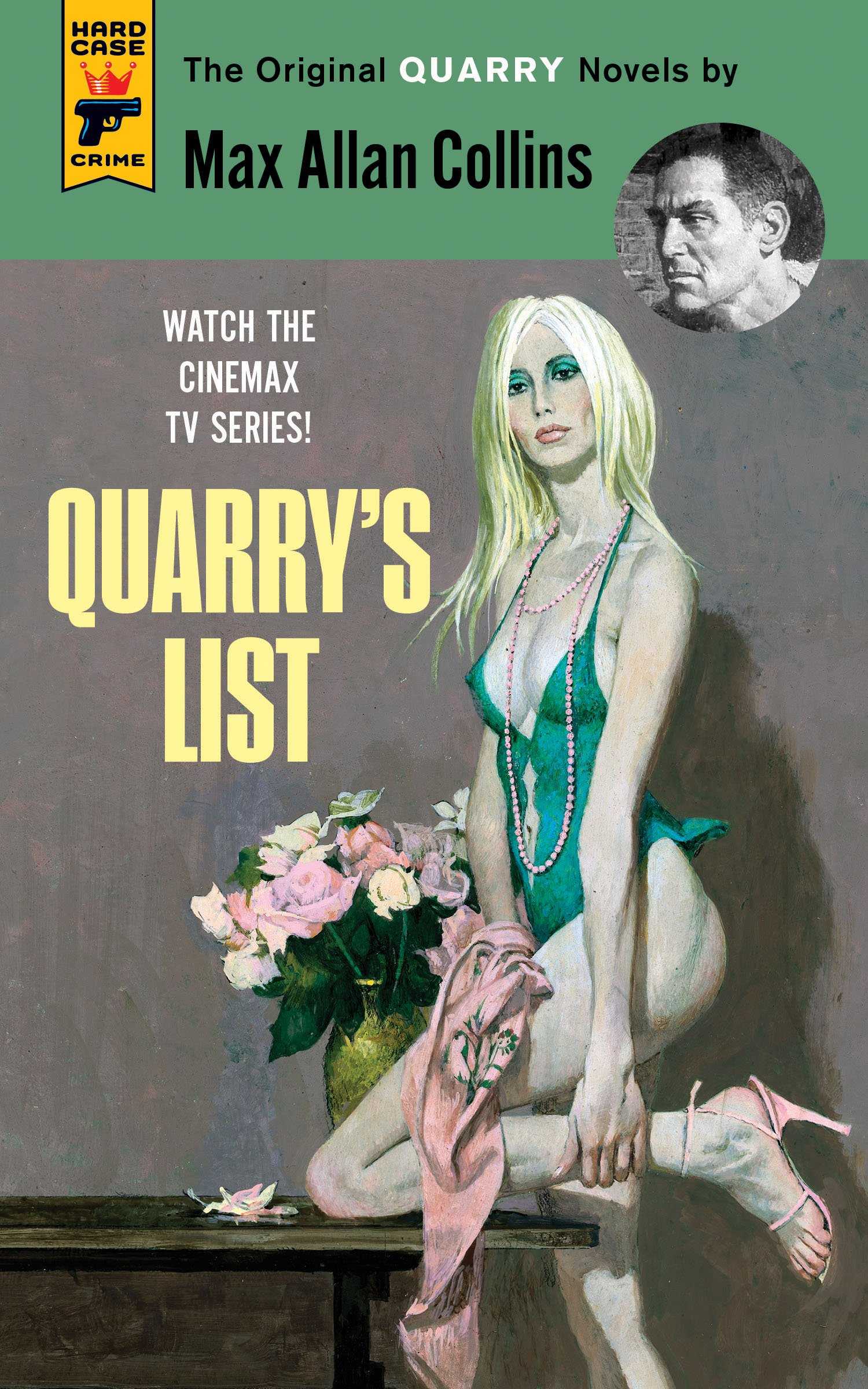 Amazon.com: Quarry's List (9781783298853): Collins, Max Allan: Books