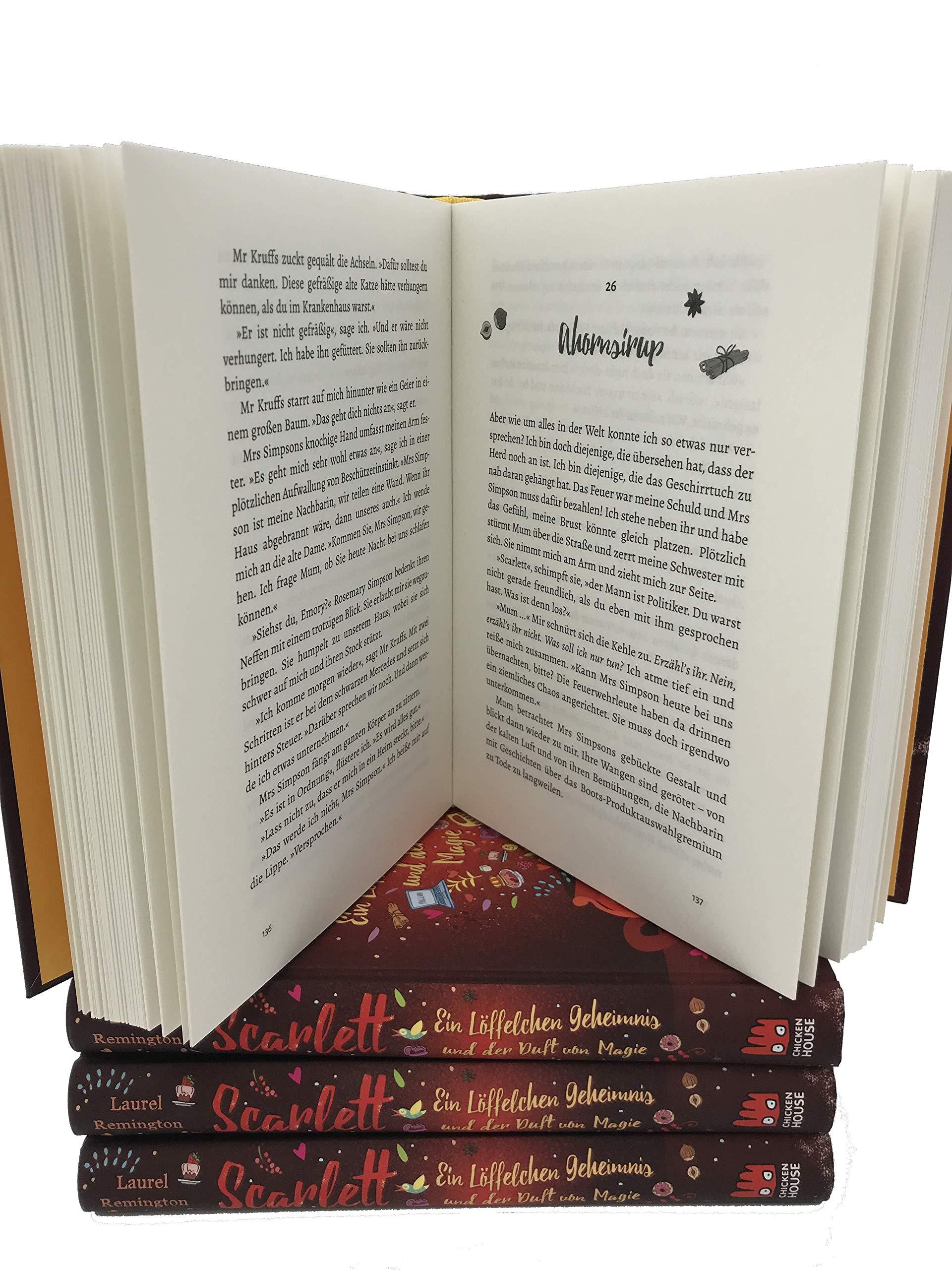 Scarlett: 9783551520968: Amazon.com: Books