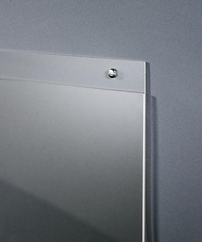 SIGEL TA241 Carpeta para carteles, acrilico, para A4 transversal, 1 unds.
