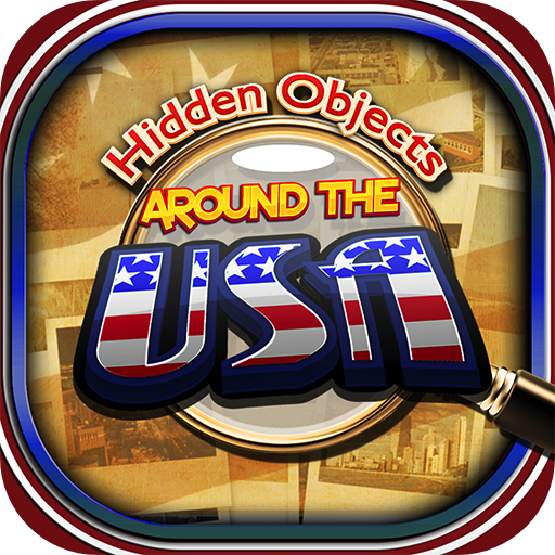 Hidden Objects USA - New York, Florida, Vegas, Hollywood & Puzzle Travel Games (Blackberry Z10 New)