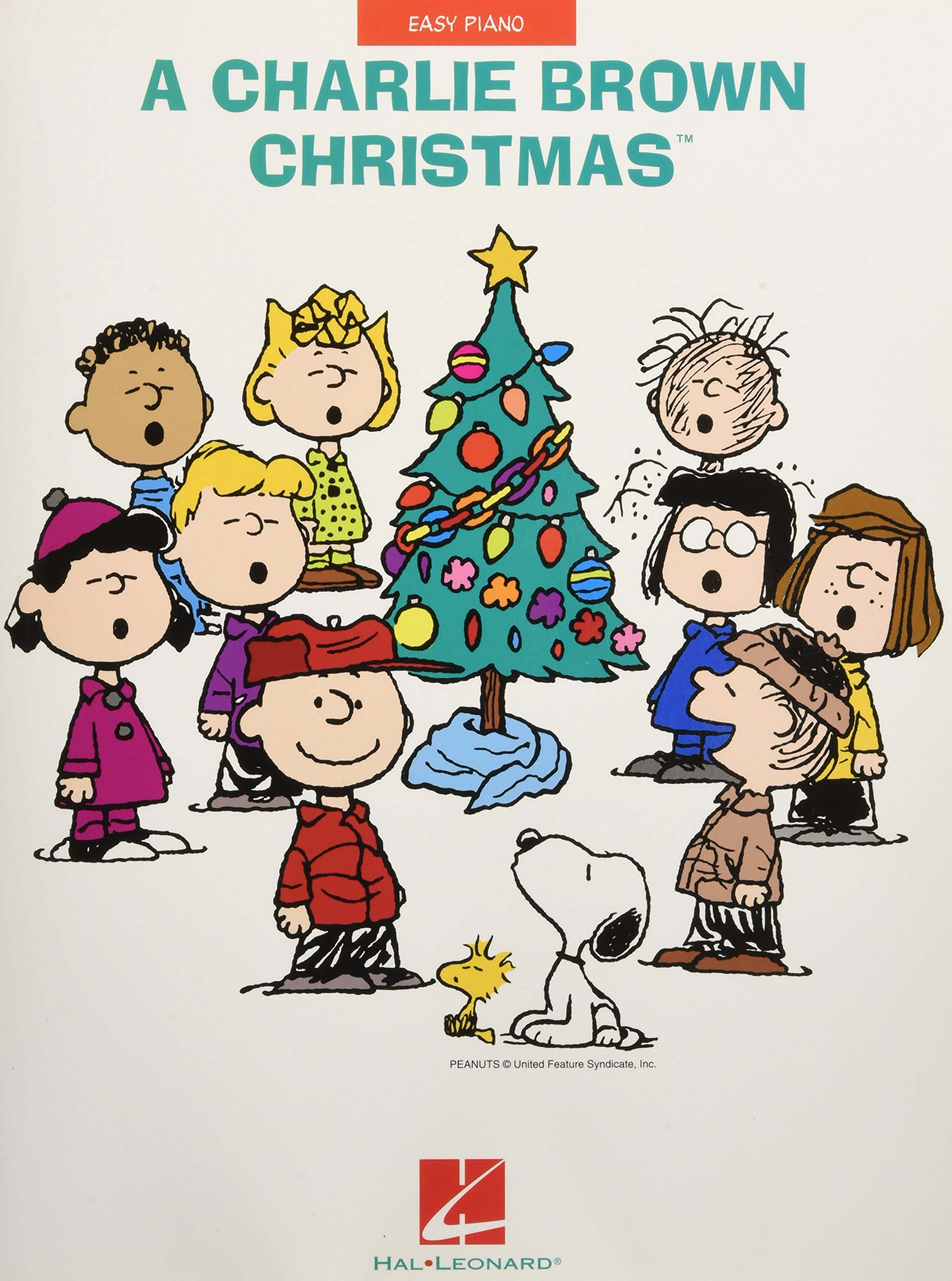 A Charlie Brown Christmas(TM)(Easy Piano)