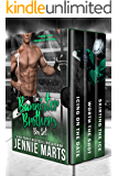 The Bannister Brothers Box Set : (Icing On The Date: Book One, Worth The Shot: Book Two, A Novella, & Skirting The Ice: Book Three) (A Bannister Brothers Book 4)