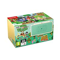 Nintendo New 2DS XL Animal Crossing Edition