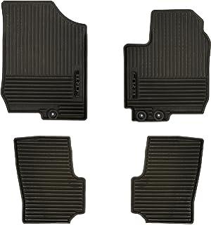 Black Coverking Custom Fit Front Floor Mats for Select Pontiac Grand Prix Models Nylon Carpet CFMAX1PN9100
