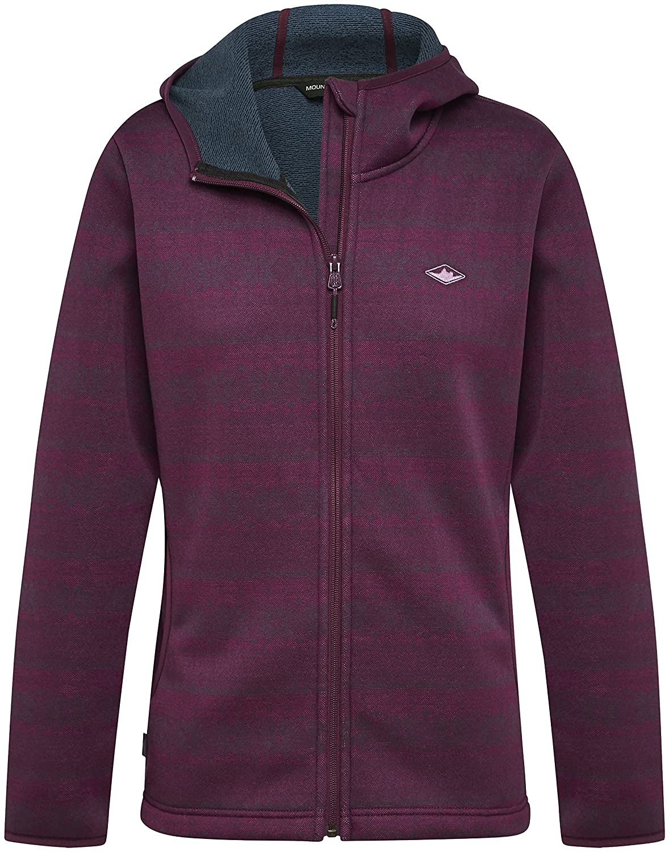 Mountain Designs Nola Midweight Fleece JKT W