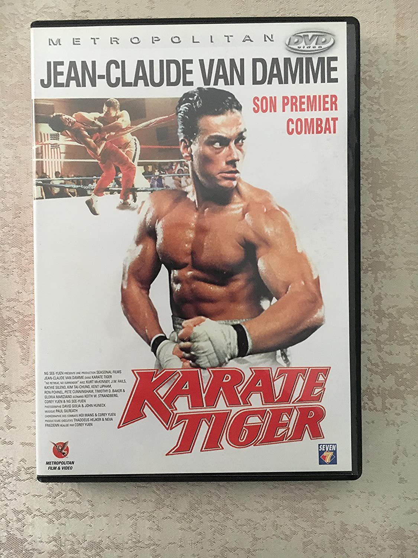 Karate Tiger (No retreat, No surrender) [FR IMPORT]: Amazon ...