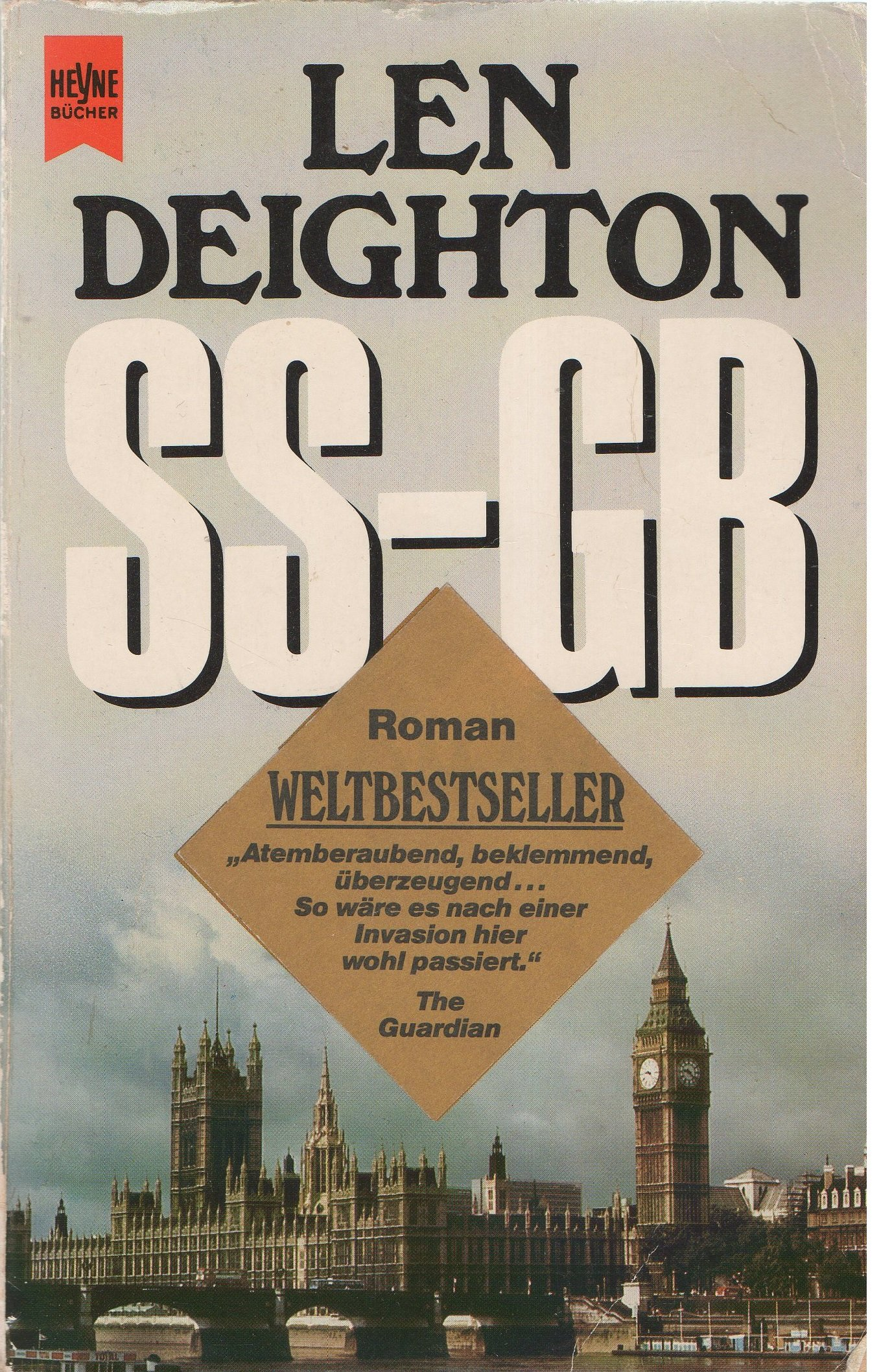 SS - GB. Roman: Amazon.de: Len Deighton: Bücher