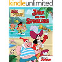 Jake and the Never Land Pirates: Jake and the Spyglass (Disney Movie Storybook (eBook))