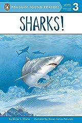 Sharks! (All Aboard Reading) Paperback