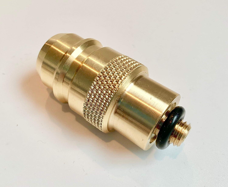 Gomet Euronozzle GPL Adaptador M12 12mm (64mm) LPG Euro: Amazon.es ...