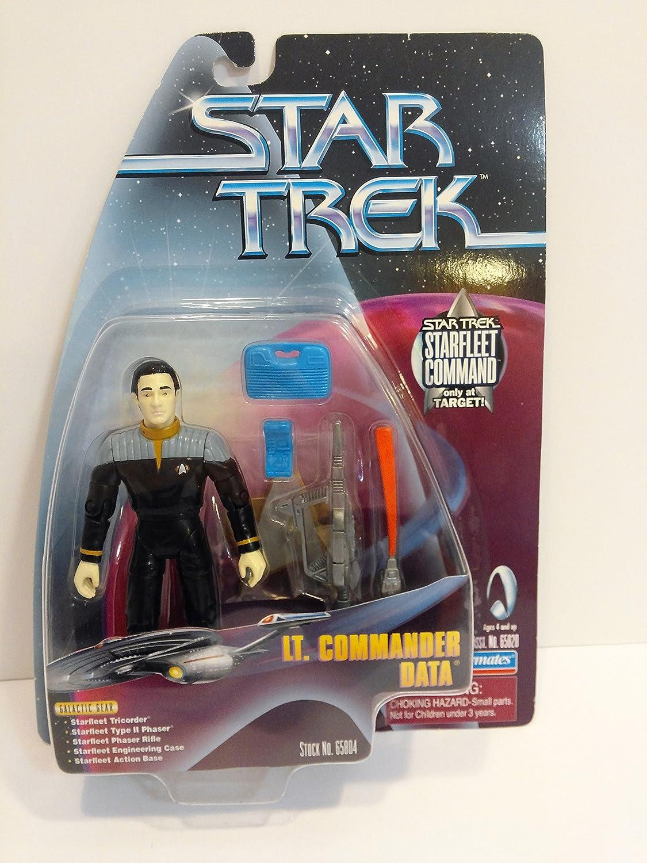 Star Trek Starfleet Academy Lt Commander Data Target Exclusive