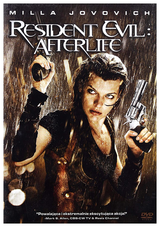 Resident Evil: Afterlife DVD IMPORT No hay versión española ...