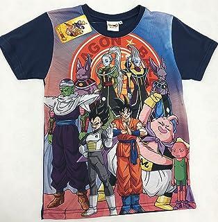 Camiseta infantil DRAGON BALL Z-GOKU talla 6 a talla 14