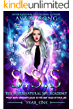 SSS: Year One (The Supernatural Spy Academy Book 1)