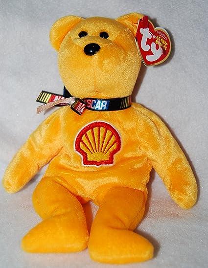 Amazon.com  Ty NASCAR Beanie Baby Bear Kevin Harvick  29  Toys   Games bd7c9ac648d
