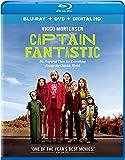 Captain Fantastic (Blu-ray + DVD + Digital HD)