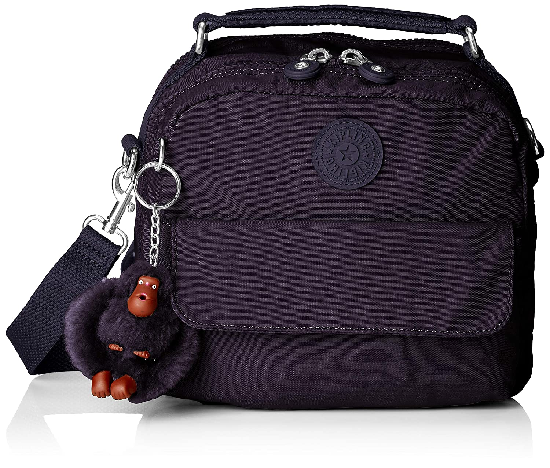 exceptional range of colors most fashionable vast selection Kipling Candy, Women's Bag, Purple (Blue Purple), 11.5x22x19 ...