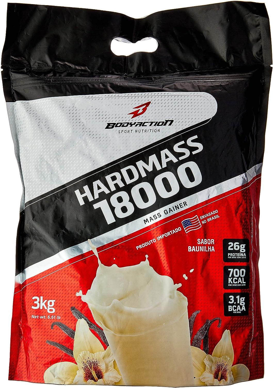 Hard Mass (3Kg) - Sabor Baunilha, Body Action por Body Action