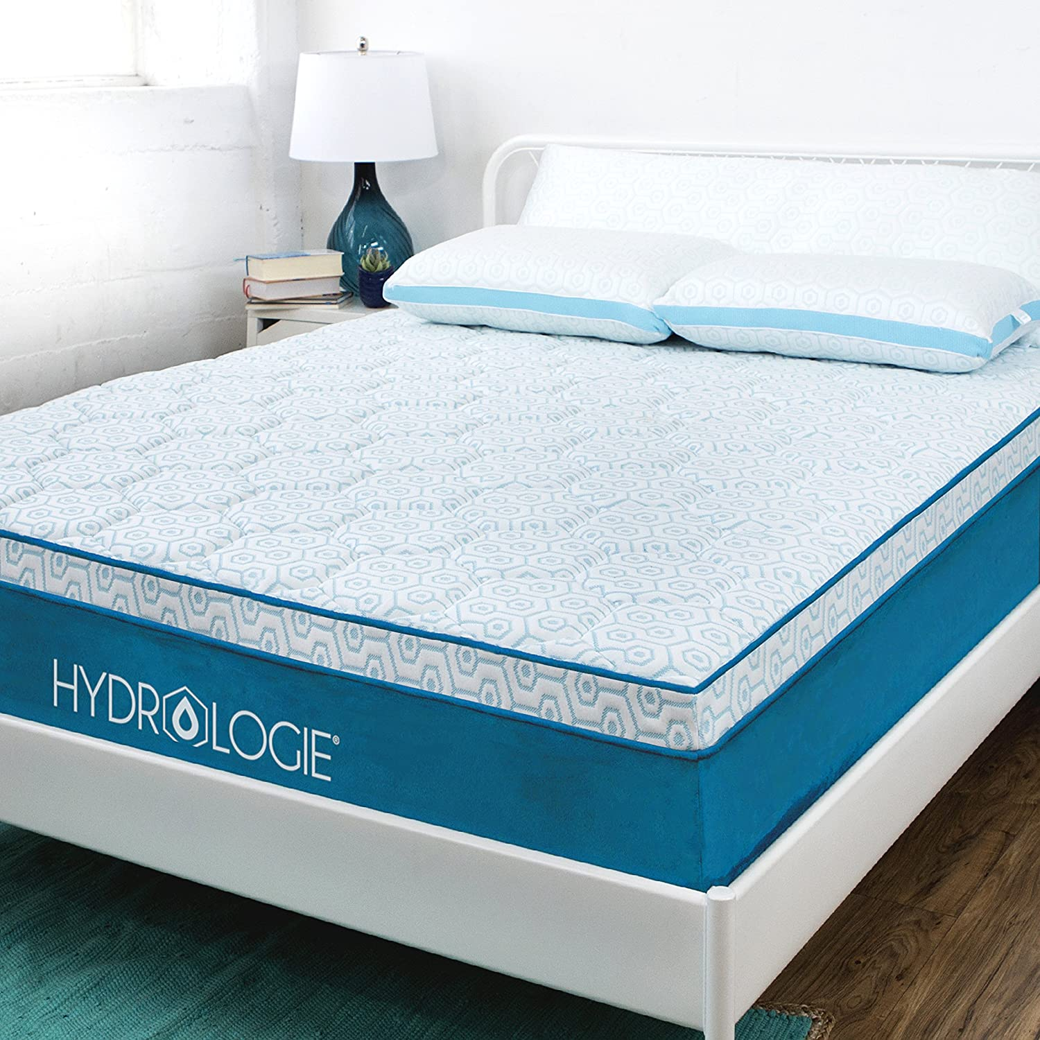 size 40 406a4 31381 Hydrologie MFM-HY02-1T 10 Inch Medium Firm Cooling Mattress with Soft Plush  Top