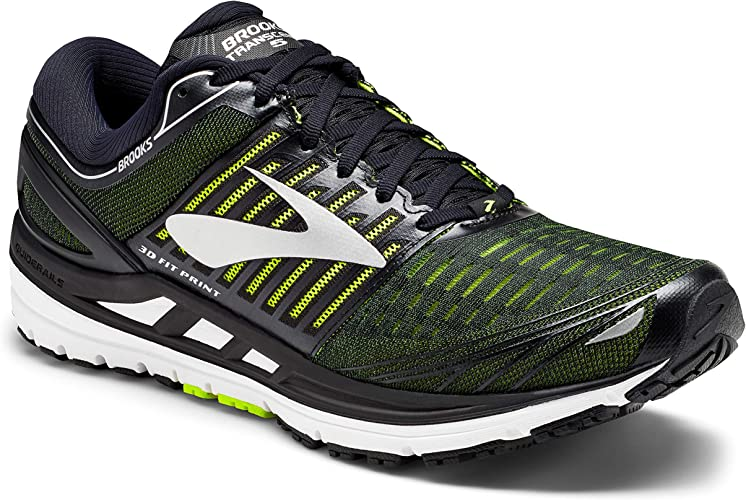 Brooks Transcend 5, Zapatillas de Running para Hombre: Amazon ...