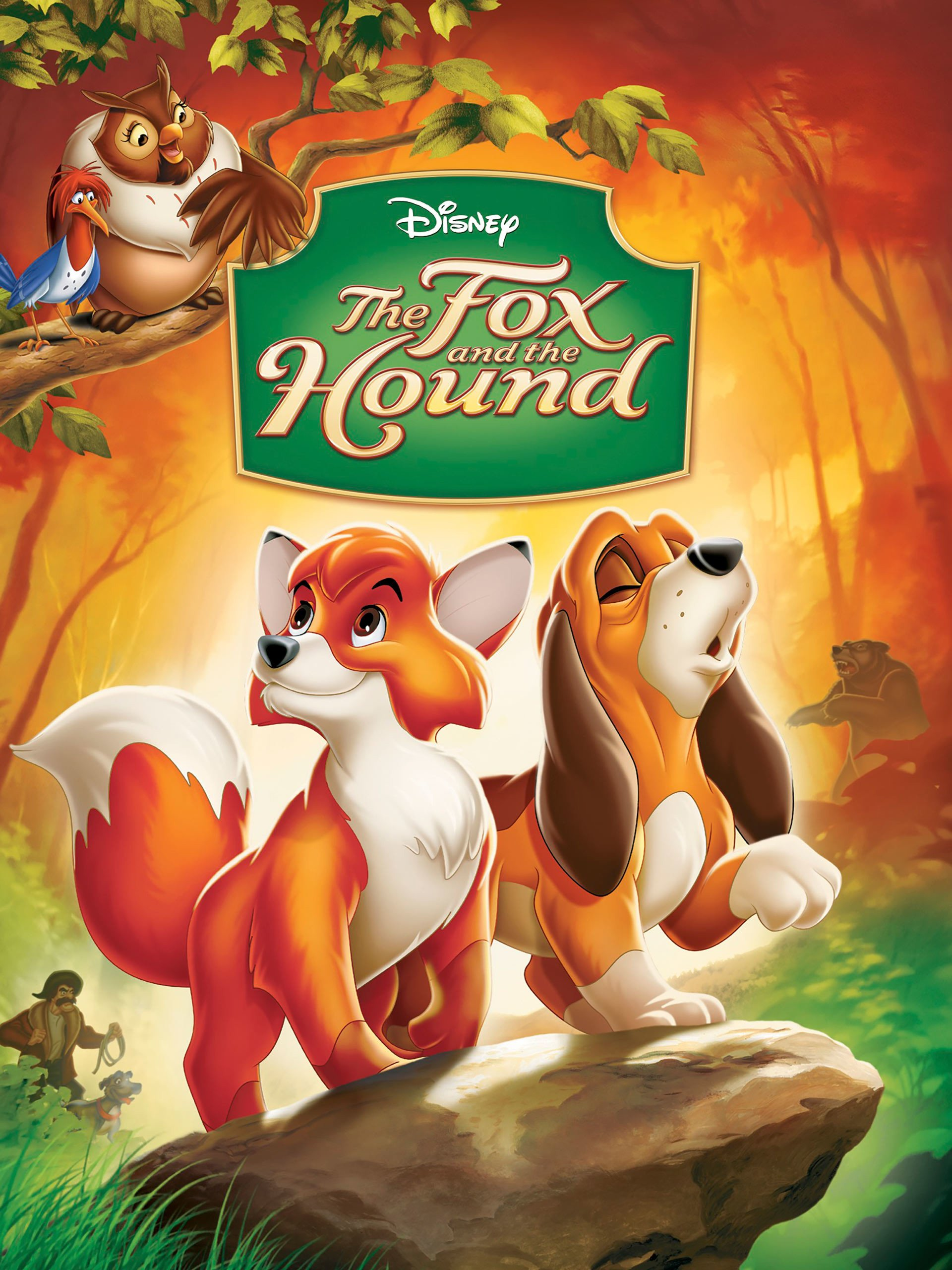 Amazon Com Watch The Fox And The Hound Prime Video