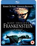 Mary Shelley's Frankenstein [Blu-ray] [1994] [Region Free]