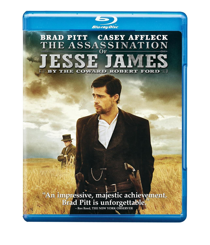 Amazon.com: The Assassination of Jesse James by the Coward Robert Ford [Blu-ray]: Brad Pitt, Casey Affleck, Sam Shepard, Mary-Louise Parker, Paul Schneider, ...