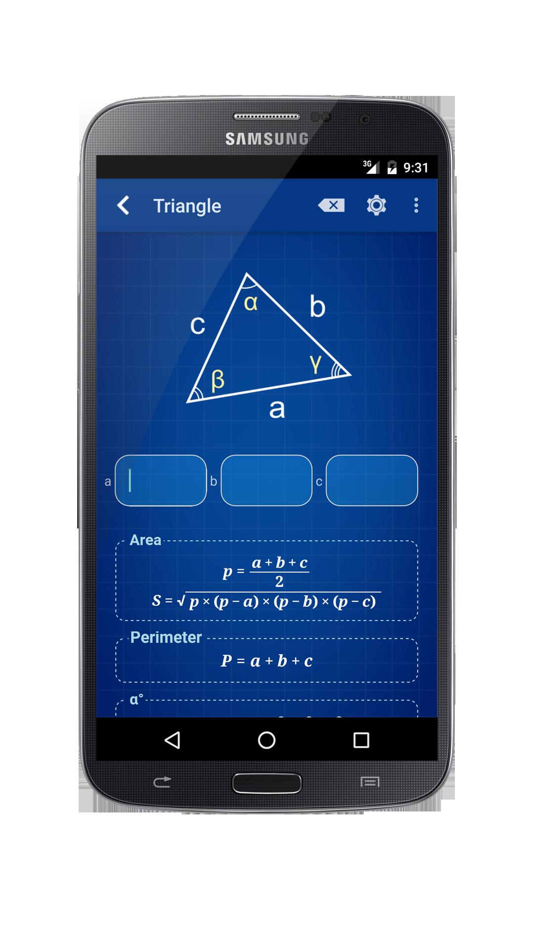 Geometría Calculadora: Amazon.es: Appstore para Android
