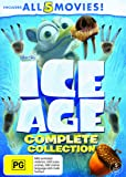 ICE AGE 5 MOVIE COLLECTION (5 DISC)