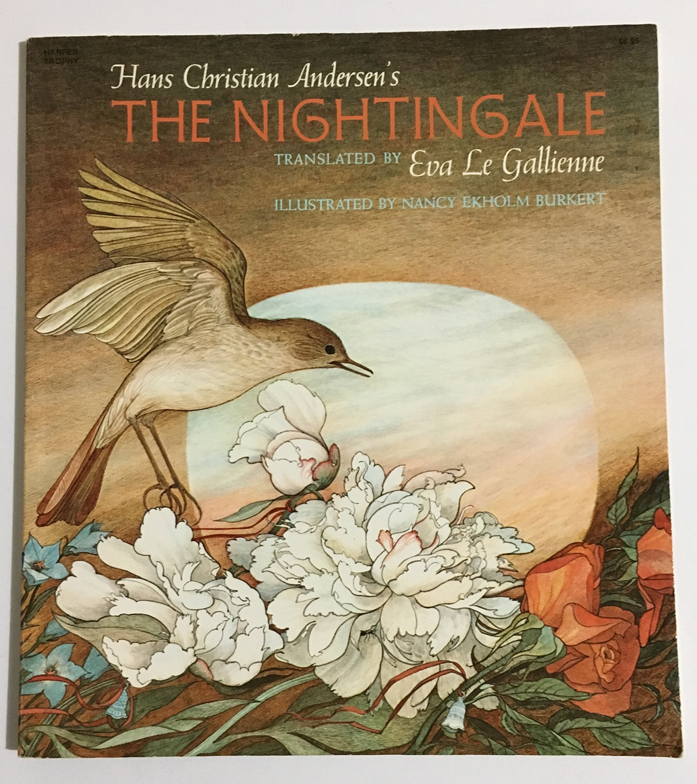 The Nightingale (The Illustrated Hans Christian Andersen Book 2)