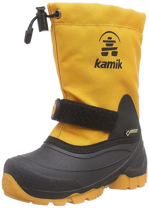 Kamik Waterbug 5g bambini Winter Boots Stivali Stivali invernali nk8237 Scarpe da neve