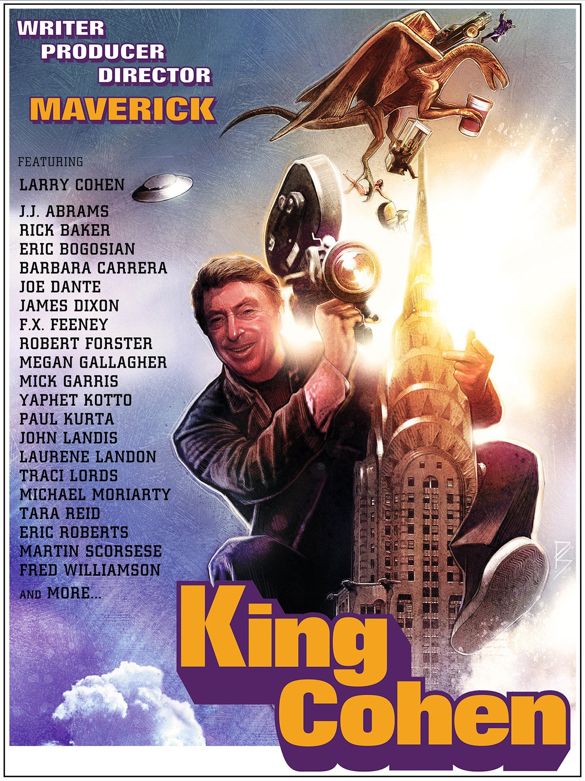 Amazon com: Watch King Cohen | Prime Video