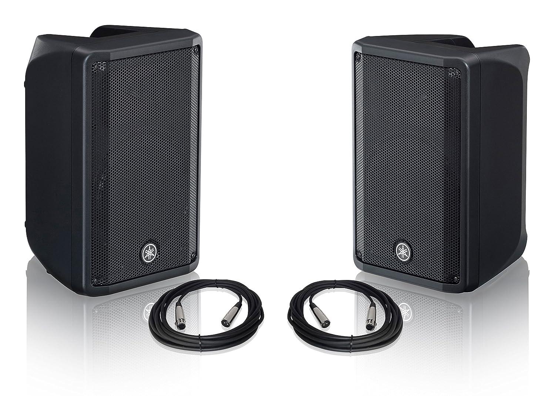 Amazon com: Yamaha DBR10 10 Inch 700-Watt Powered Speakers