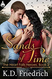 Sands of Time (The Heart Falls Heroes Book 2)