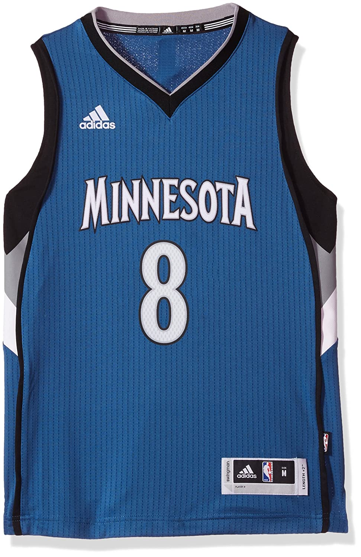 Outerstuff Youth Boys NBA Player Swingman Jersey-Road Minnesota Timberwolves Youth Medium 10-12