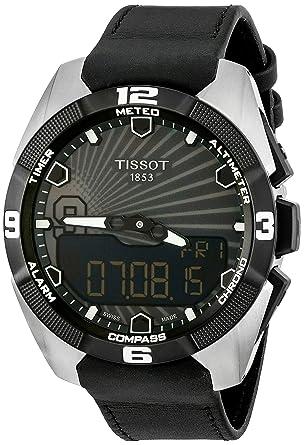 TISSOT - Montre TISSOT T-TOUCH EXPERT SOLAR TONY PARKER 2014 T0914204606100