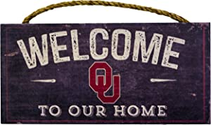 Fan Creations NCAA Oklahoma Sooners 12