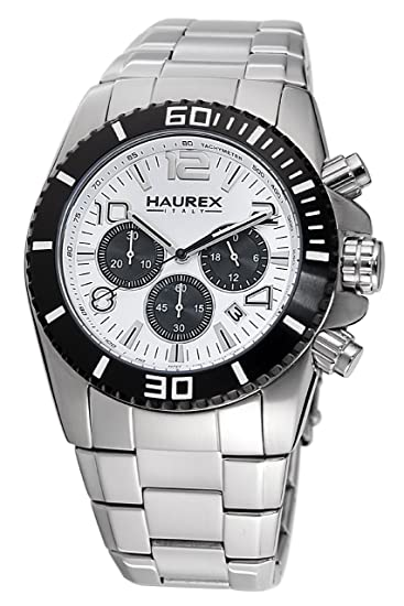 0d52328c1a04 Haurex Italy 0D351USS - Reloj de caballero de cuarzo