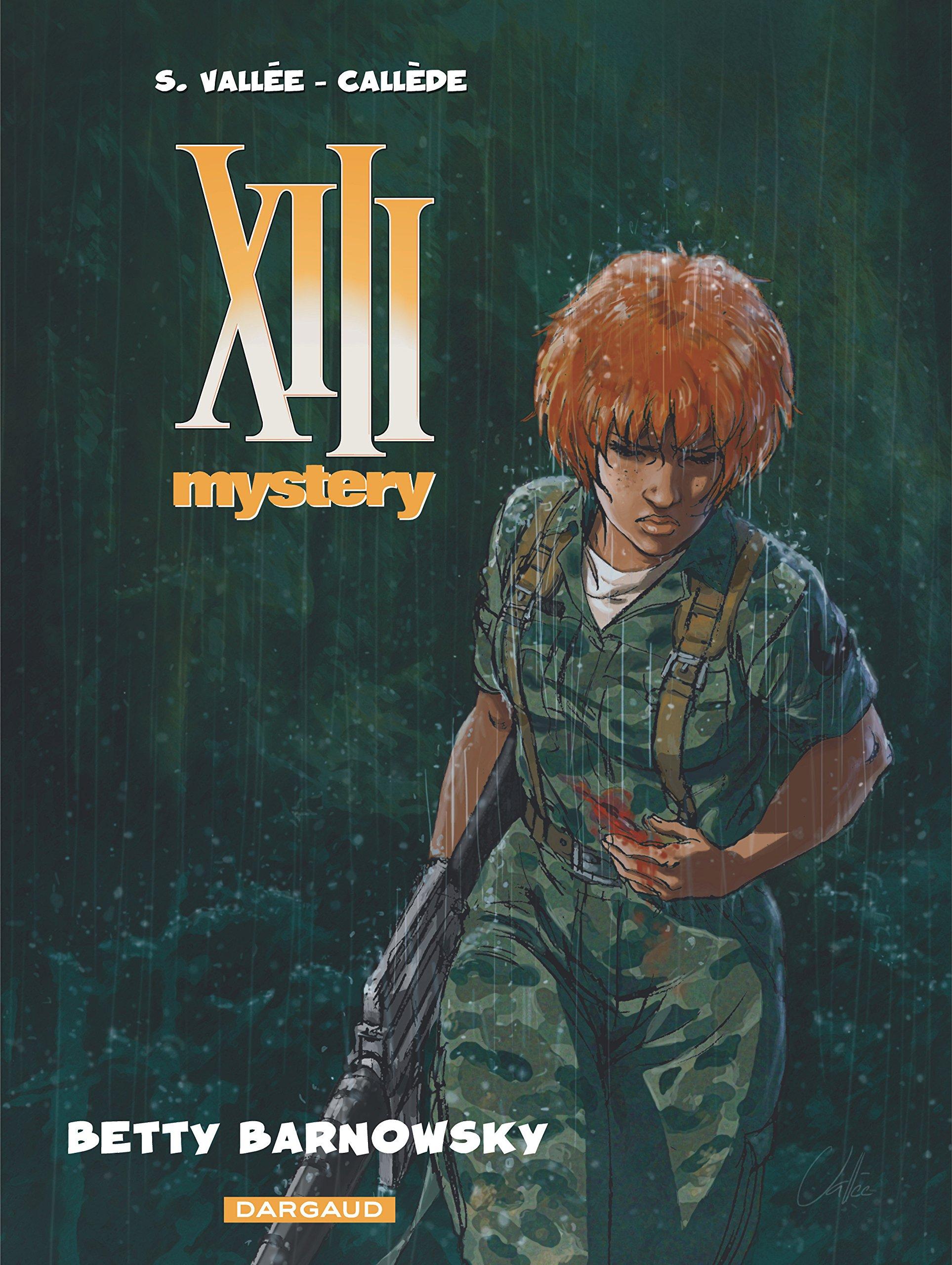 XIII Mystery, tome 7 : Betty Barnowsky: Amazon.de: Joël Callède, Sylvain  Vallée: Fremdsprachige Bücher