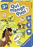 Ravensburger 24034 - Jeu Educatif - Qui Mange Quoi